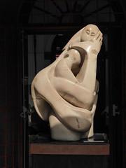Beautiful sculpture (prondis_in_kenya) Tags: kenya nairobi longrains sculpture sunlight museum national josephmurumbi collection