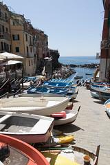 Liguria 2018 (Stefano Gianoli) Tags: 2018 5terre anno barche citta imbarcazioni primavera riomaggiore stagione