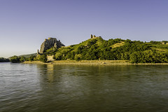 The Castle Devin (a7m2) Tags: donau danube fluss river travel tourismus karpaten castletheben slovakia hundsheimerberg bratislava grenze fortress