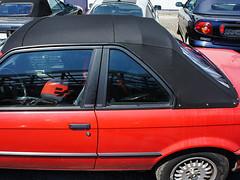 BMW E30 TC2 Baur Verdeck 1982 - 1991 (best_of_ck-cabrio) Tags: bmw bayerischemotorenwerke e30 tc2 baur cabriolet cabrio softtop convertible classic auto car blau blue liebhaber sattlerei sattler manufaktur cabrioverdeck upholstery stoffverdeck handarbeit ckcabrio ck pohlheim