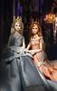 Princess Lilith and Eden Blair (RockWan FR) Tags: princess lilith eden lilithblair edenblair sister nuface fashionroyalty integritytoys wedgwood