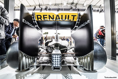 Renault f1 at Goodwood fos (technodean2000) Tags: ©technodean2000 lr ps photoshop nik collection nikon technodean2000 flickr photographer d810 goodwood festival speed gos 2017 renault f1 formula 1 one rs people photo rear spoiler wing
