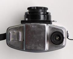 "Empire Junior (pho-Tony) Tags: photosofcameras empirejunior 120 6x6 6cmx6cm rollfilm roll film haking hongkong ""bright – hazy cloudy"" mediumformat"