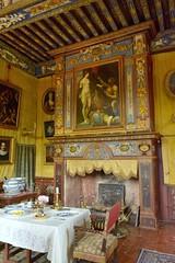 Château de Courmatin (Saône-et-Loire) FRANCE (Bernard P.) Tags: château france bourgogne renaissance or