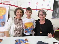 "Visita das autoras Maria Eliza e Nilza Siqueira • <a style=""font-size:0.8em;"" href=""http://www.flickr.com/photos/134435427@N04/27749538707/"" target=""_blank"">View on Flickr</a>"