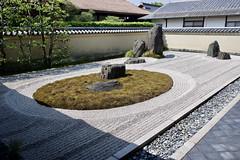 龍源院 Ryugen-in Temple (ELCAN KE-7A) Tags: 日本 japan 京都 kyoto 大徳寺 daitokuji temple 新緑 fresh greenery ペンタックス pentax k3ⅱ 2018 龍源院 ryugenin