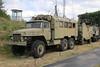 Ural-375D Radio Truck (NTG842) Tags: warsaw sadyba fort ix the museum polish military technology muzeum polskiej techniki wojskowej ural375d radio truck