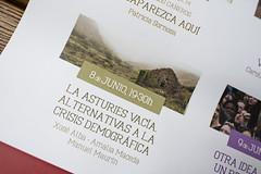 La Asturies vacía. Alternativas a la crisis demográfica (Xosé Alba, Amalica Maceda y Manuel Maurín)