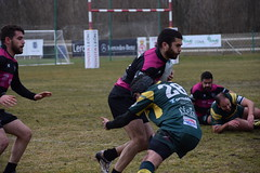 ULE Toyota León RC vs All-Rugby