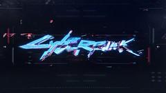 Cyberpunk 2077 E3 Wallpaper (itsninjanator) Tags: cyberpunk 2077 e3 logo