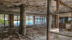Kupari, Croatia (nicnac1000) Tags: ruin ruined abandoned derelict bolmbed shelled croatia kupari hrvatska balkans