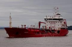Tanker On The River Mersey June 17Th 2018 (mrd1xjr) Tags: tanker on the river mersey june 17th 2018