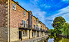 Ripon Canal (Paul Thackray) Tags: yorkshire northyorkshire ripon riponcanal waterway footpath nikond3300 2018