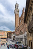 Siena Tower (dcnelson1898) Tags: siena tuscany italy town walls ancient tourist vacation travel