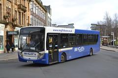 McGill's 8471 SN59BAA (Will Swain) Tags: paisley 17th february 2018 scotland scottish north city town bus buses transport travel uk britain vehicle vehicles county country mcgills 8471 sn59baa