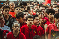 _MG_0435 (sergiopenalvagonzalez) Tags: rcdmallorca futbol football ball people ambiente palma palmademallorca aficion pasion rojo negro ib3 diariodemallorca sergiopenalvagonzalez sergiopenalvag gente emocion nervios ascenso alegria