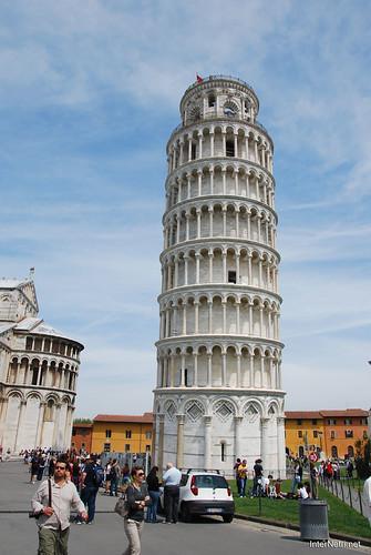 Пізанська вежа, Піза, Італія InterNetri Italy 191