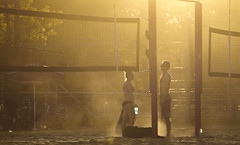 End of the day (Danny VB) Tags: theend fin end tournois jolibeach joliette quebec canada dannyboy canon 6d sports action photo photography golden hour goldenhour light lumière
