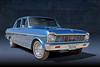 Blue _Nova - 65 Nova Chevy II (Brad Harding Photography) Tags: 1965 65 nova chevyii chevy chevrolet sedan 4door antique restoration restored chrome classic vintage automobile 327cuin54lv8 300hp musclecar