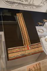 Ojibway skirt (quinet) Tags: 2017 aborigène canada firstnations indian kunst ontario rom royalontariomuseum toronto ureinwohner aboriginal art museum musée native 124