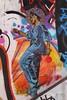 Diane_8418 boulevard du Général Jean Simon Paris 13 (meuh1246) Tags: streetart paris diane lelavomatik paris13 boulevarddugénéraljeansimon chapeau danse