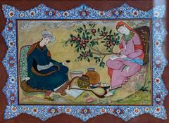 Negarestan Garden and Palace, Tehran (Ninara) Tags: negarestan garden baharestan tehran iran art museum persiangarden
