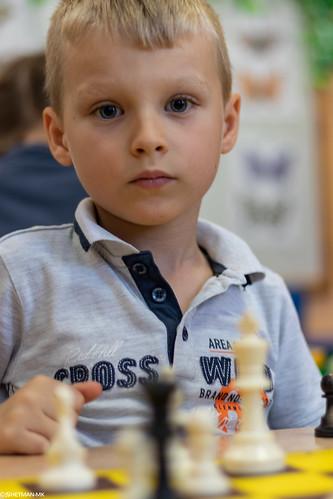 VIII Szachowe Mistrzostwa Przedszkola Nr 4-46