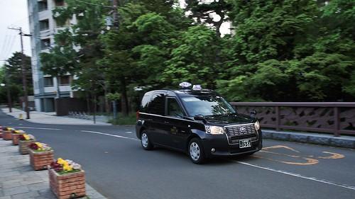 ジャパンタクシー 画像1