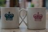 Tea With Royalty! (BGDL) Tags: lightroomcc nikond7000 nikkor50mm118g bgdl niftyfifty nikkorafsmicro40mm128g prestwick kitchen mugs fooddrink week24 weeklytheme flickrlounge