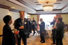 07-06-2018 Exclusive Luncheon with Secretary of State Pieter De Crem - DSC08898