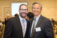 Rabbi Joshua Grater & Bill Huang