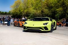 'Verde Scandal' Aventador S (Supercar Stalker) Tags: verde scandal verdescandal lamborghini lambo aventador s aventadors lamborghiniaventador lamborghiniaventadors supercar supercarstalker autoitalia brooklands