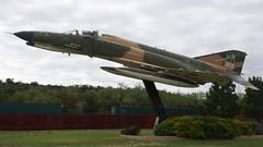 McDonnell GF-4E-33-MC Phantom II in Big Spring (J.Comstedt) Tags: aircraft aviation air aeroplane airplane us force big spring texas usa vietnam veterans memorial mcdonnell ff gf4 usaf 660368 phantom