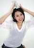 Eri (emotiroi auranaut) Tags: girl woman lady bunny rabbit cute pretty beauty smile smiling beautiful adorable sweater