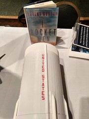 Brookfield Reads Finale with Robert Kurson (Brookfield Public Library) Tags: brookfield reads public library rocket men robert kurson