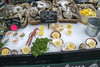 DSC_9847 London Borough Market Southwark Cornish Seafood Poole Harbour Wild Rock Oyster £3 each or £36 per dozen which is very EXPENSIVE (photographer695) Tags: london borough market southwark cornish seafood poole harbour wild rock oyster £3 each or £36 per dozen which is very expensive
