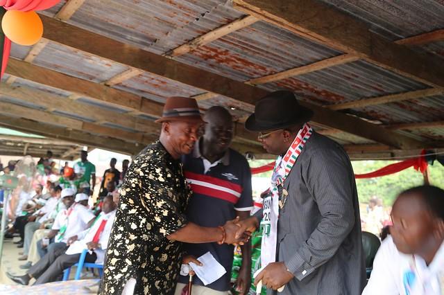 HSDickson-Egbemo Angalabiri 2015 Campaign(EKEREMOR LGA).
