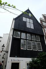Houten Huis (sottolestelle) Tags: amsterdam hollande paysbas begijnhof houtenhuis