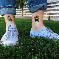 Leprechaun Tattoo #t (TattooForAWeek) Tags: leprechaun tattoo t tattooforaweek temporary tattoos wicker furniture paradise outdoor