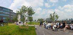20180525-016 Rotterdam Erasmus MC (SeimenBurum) Tags: rotterdam netherlands erasmus erasmusmc hospital ziekenhuis panorama architecture architectuur garden roofgarden daktuin tuin