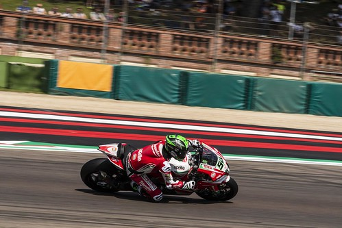 """WSBK Imola 2018 • <a style=""""font-size:0.8em;"""" href=""""http://www.flickr.com/photos/144994865@N06/41465618015/"""" target=""""_blank"""">View on Flickr</a>"""