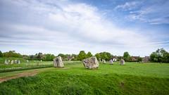 Avebury Stones (AppleTV.1488) Tags: avebury henge neolithic prehistoric stonecircle stonehenge stonemonument westkennetavenue worldheritagesite appletv1488 2018 may 12052018 12may2018 12 nikond7100 1020mmf456 24mmfocallength35mm am noflash landscapeapectratio f11 ¹⁄₁₆₀secatf11