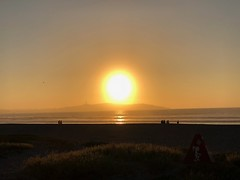 """Sunset in La Serena, Chile (J-a-x) Tags: laserena coquimbo chile beach playa ocean """"pacificocean"""" sunset"""
