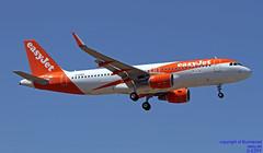 G-EZRT LMML 23-05-2018 (Burmarrad (Mark) Camenzuli Thank you for the 16.5) Tags: airline easyjet aircraft airbus a320214 registration gezrt cn 8162 lmml 23052018