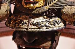 Armure du clan Katô (seven.bowix) Tags: