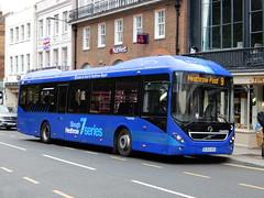 First Berkshire 69930 - BJ63 UHZ (Berkshire Bus Pics) Tags: first berkshire 69930 bj63uhz volvo 7900 hybrid windsor