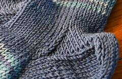 (Gerlinde Hofmann) Tags: germany thuringia village bürden knitted wool sock handmade madebyhappycat