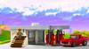 Lego Fortnite Gas Station (hachiroku24) Tags: lego fortnite moc gas station instructions building games cars