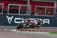"WSBK Imola 2018 • <a style=""font-size:0.8em;"" href=""http://www.flickr.com/photos/144994865@N06/41645115834/"" target=""_blank"">View on Flickr</a>"