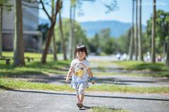 life (nodie26) Tags: 寶寶 嬰兒 85mm f18 stm canon 6d baby 小孩子 東華大學 學校 散步 樂活 大學 校園 東華湖畔